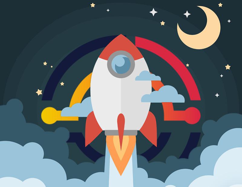 Intelligent Lead Nurturing Rocket