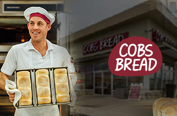 COBS Bread Banner Intelligent Lead Nurturing