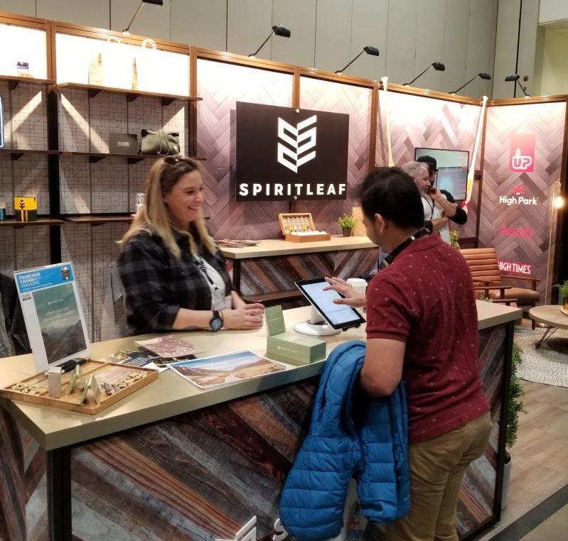 Spiritleaf Tradeshow 2