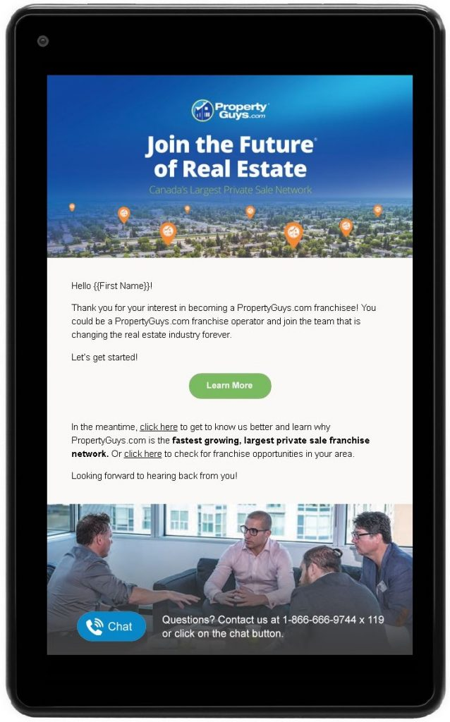 Property Guys Email